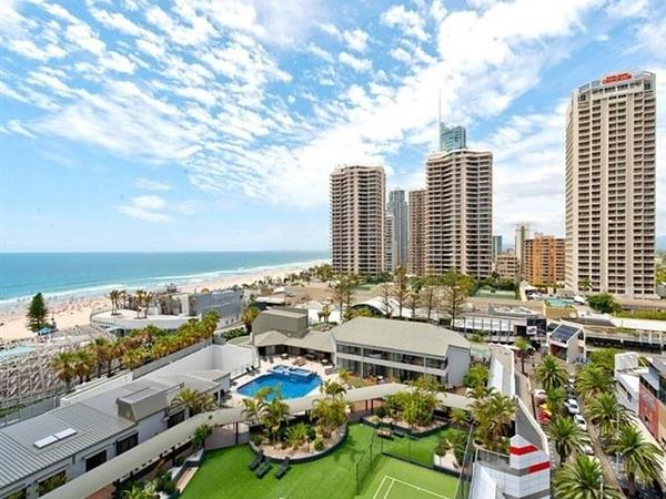 Top of The Mark, 3 Orchid Avenue, Surfers Paradise  QLD  4217