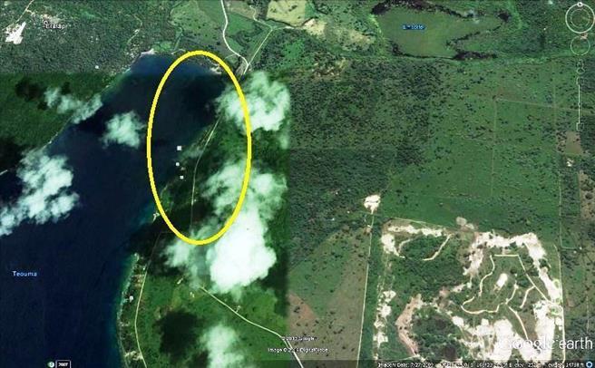 First National Teouma Bay Water Front Land Vanuatu