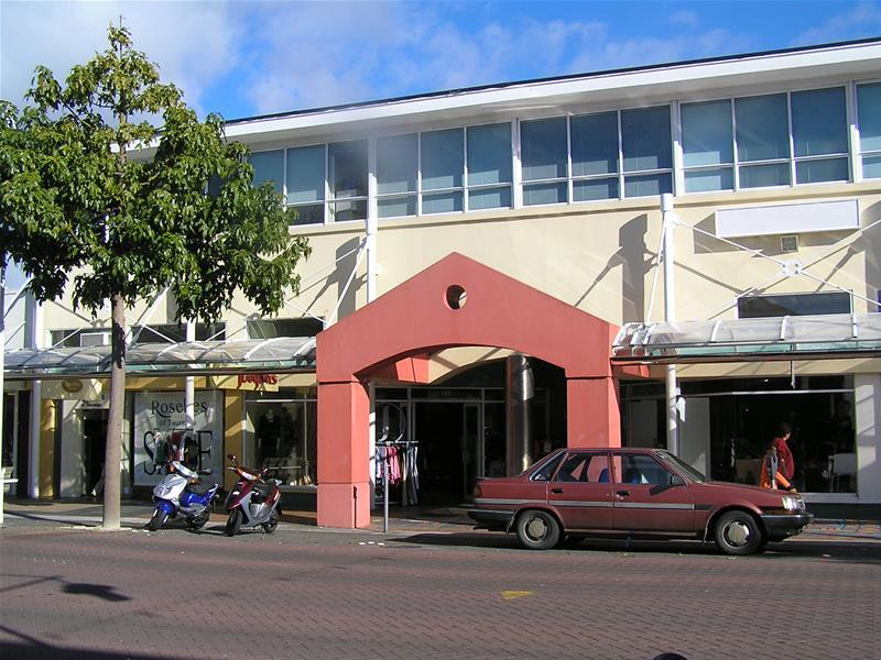 Rear  Level 1  117 Willow Street Tauranga NZ