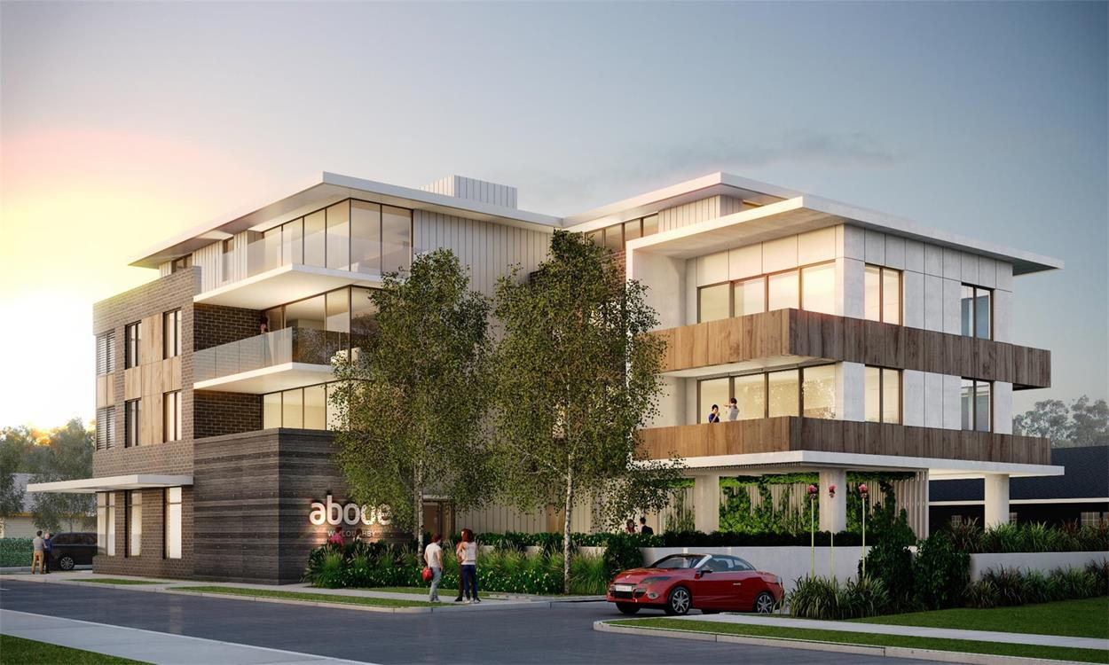 (Lot 11&12) 2.6/72 Laurel Street Willoughby NSW