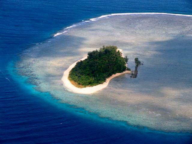 Island South of Malekula (1344) Vanuatu
