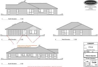 Lot157 Terrace Views Papamoa NZ
