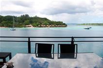 Iririki Island View