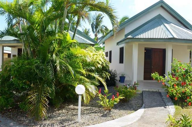 Tradewinds Boutique Villas, (#1393) Port Vila, Vanuatu