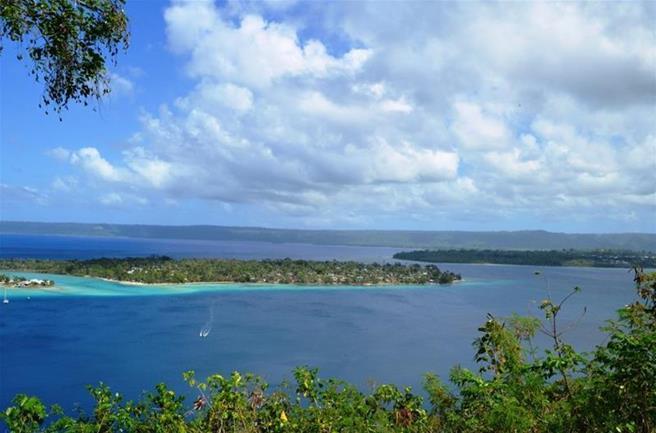 Elluk Plateau, (#1396) Port Vila, Vanuatu