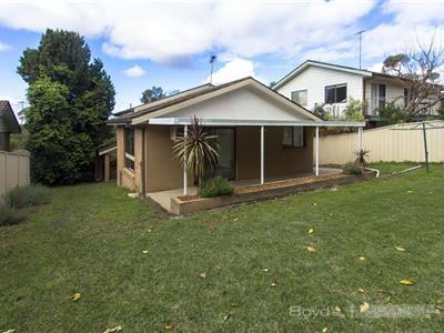 36 Wahroonga Road Winmalee NSW