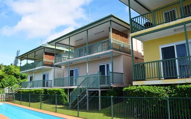 First National Town Houses Vanuatu