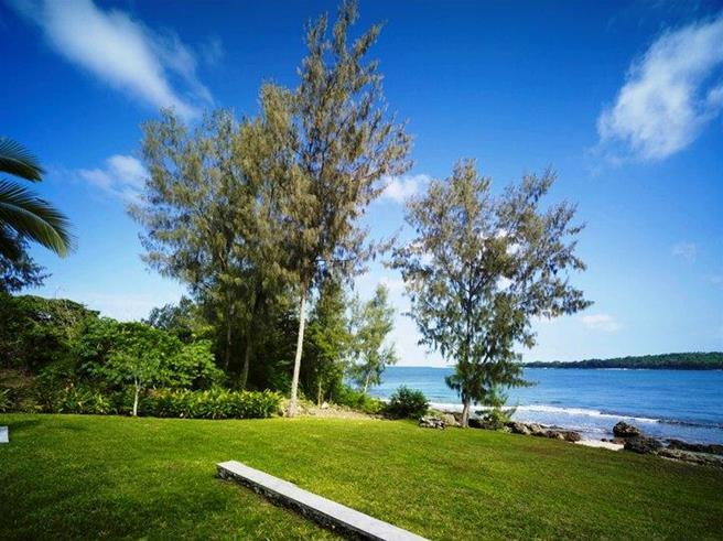 First National Vacant Ware front Land Vanuatu