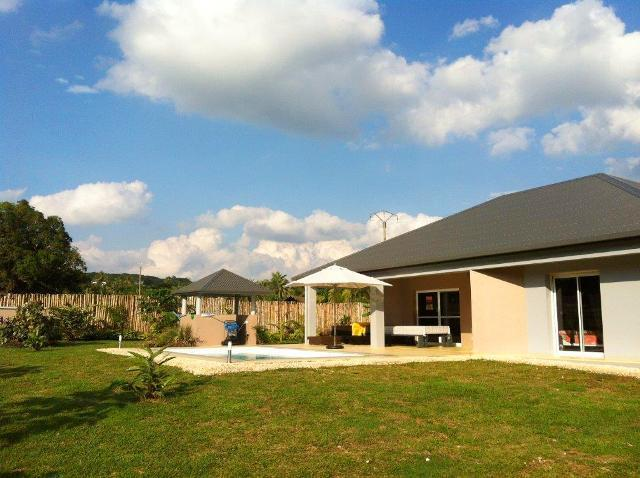First National Eco-Friendly Family Home Vanuatu