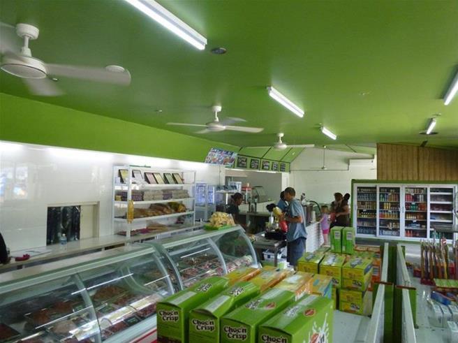 Butcher, Cafe, Grocery Store, (1604) Port Vila, Vanuatu