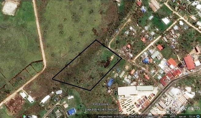 Vacant Land, (1408) Port Vila Vanuatu