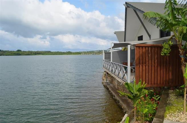 Bungalow on the Lagoon, (1611) Port Vila Vanuatu