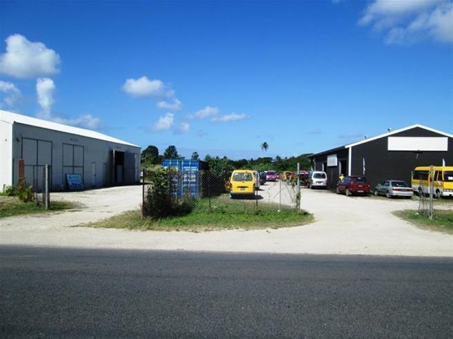 Commercial Warehouses (1217) port vila vanuatu