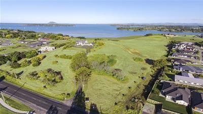 Subdivision   Bert Wall Drive Omokoroa NZ