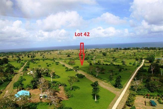 First National Vacant Land Teouma Hillside Vanuatu