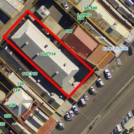 110 - 114 Hannan Street Kalgoorlie WA