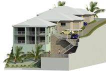Elluk Plateau Townhouses- Port-Vila, Vanuatu (1342)