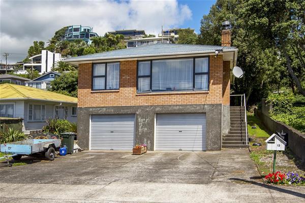 13 Harbour Street Moturoa NZ