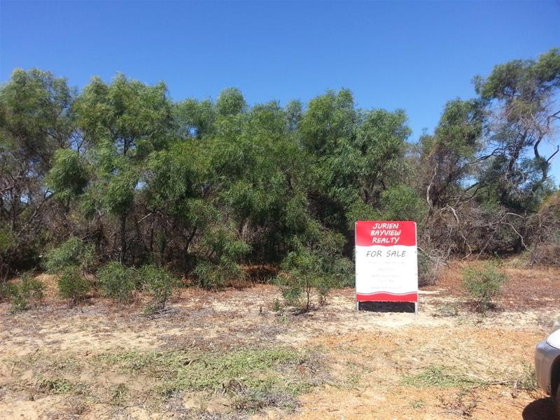 Lot 214 Ridge Way Jurien Bay WA
