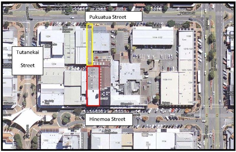 Warehouse / Office/1143 -1145 Hinemoa Street Rotorua NZ