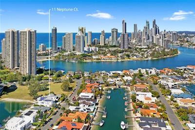 11 Neptune Court Paradise Waters QLD