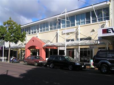 Front  Level 1  117 Willow Street Tauranga NZ