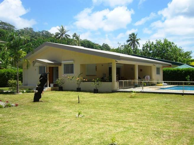 First National Family Home Vanuatu