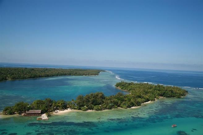 Elluk Plateau, (1571) Port Vila Vanuatu