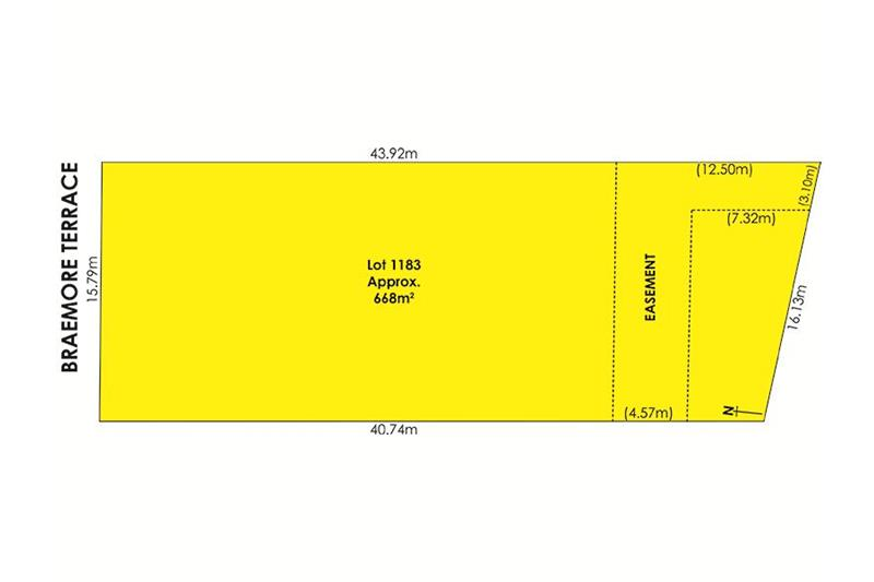 Lot/1183 Braemore Terrace Campbelltown SA