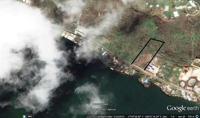 Main Road - Vacant Land (1347) Port Vila Vanuatu