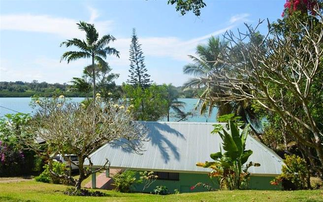 First Lagoon Villa Vanuatu