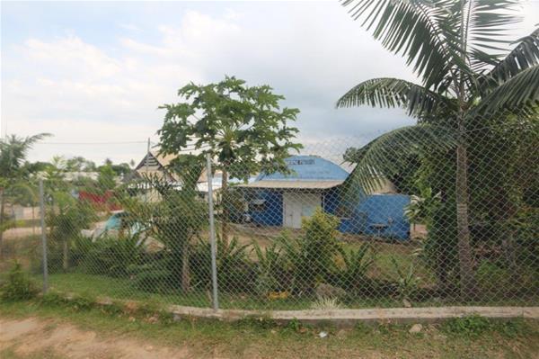 CBD Luganville, Espiritu Santo, Vanuatu