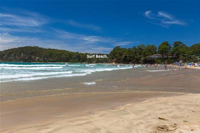Surf Beach NSW