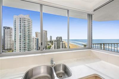 15A 'Beachside Tower'  3545 Main Beach Parade Main Beach QLD